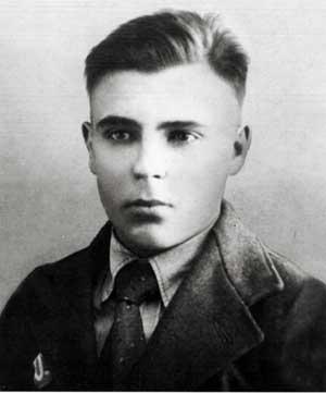 Николай Королёв, Киев – фотография 1940 года